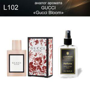 «Gucci Bloom» GUCCI (аналог) - Духи LUXORAN