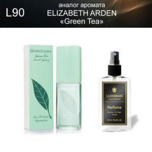«Green Tea» ELIZABETH ARDEN (аналог) - Духи LUXORAN