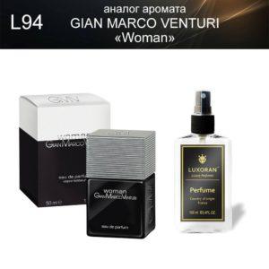 «Woman» GIAN MARCO VENTURI (аналог) - Духи LUXORAN