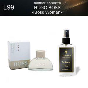 «Boss Woman» HUGO BOSS (аналог) - Духи LUXORAN