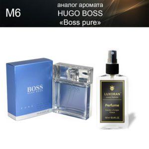«Boss pure» HUGO BOSS (аналог) - Духи LUXORAN
